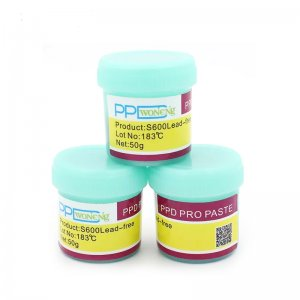 PPD Best Melting Point Lead-Free Solder Paste for A8 A9 A10 A11