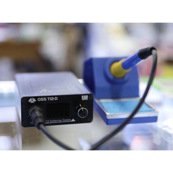 OSS T12-D 72W Temperature Controller Digital Soldering Station