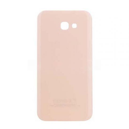 For Samsung Galaxy JA5 (2017) A520 Back Glass Pink