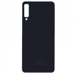 For Samsung Galaxy A7 2018 Battery Cover Black