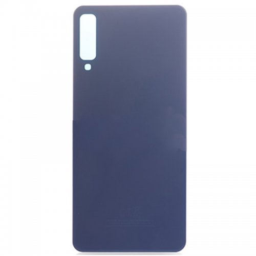For Samsung Galaxy A7 2018 Battery Cover Blue