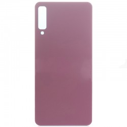 For Samsung Galaxy A7 2018 Battery Cover Pink