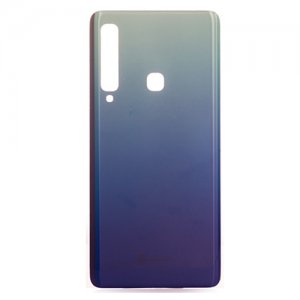 Galaxy A9 (2018) Battery Door Blue OEM
