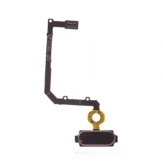 Samsung Galaxy A9 Pro (2016) A910 Fingerprint Sensor Flex Cable Black Ori