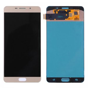 Samsung Galaxy A9 Pro 2016 A910 LCD and Digitizer Touch Screen Gold Ori