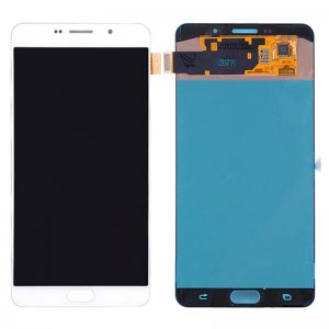 Samsung Galaxy A9 Pro 2016 A910 LCD and Digitizer Touch Screen White Ori