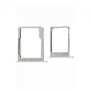 Samsung Galaxy A300/A500/A700 SIM Card Tray Silver HQ