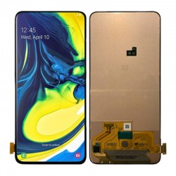 for Samsung Galaxy Samsung Galaxy A80 LCD Screen Black Ori