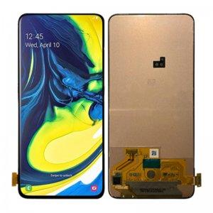 for Samsung Galaxy Samsung Galaxy A80 LCD Screen Black Ori