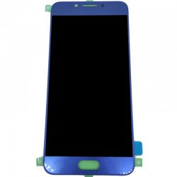 Samsung Galaxy C5 Pro LCD with Digitizer Assembly Blue Ori