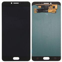 Samsung Galaxy C7 Pro LCD with Digitizer Assembly Black Ori