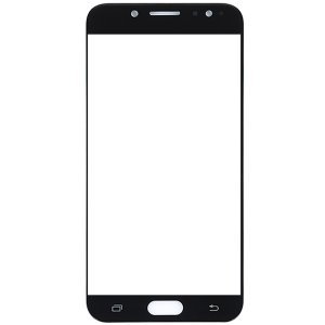 Samsung Galaxy C8 C7100 Glass Lens Black Ori