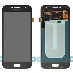Samsung Galaxy J2 Pro (2018) J250 LCD with Digitizer Assembly Black Ori