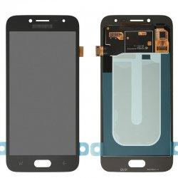 Samsung Galaxy J2 Pro (2018) J250 LCD with Digitizer Assembly Black OEM