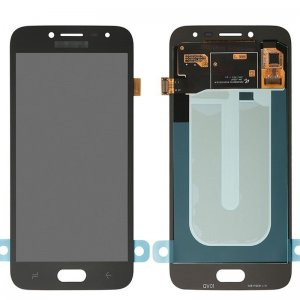 Samsung Galaxy J2 Pro (2018) J250 LCD with Digitizer Assembly Black OEM