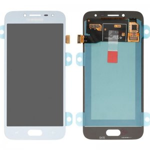 Samsung Galaxy J2 Pro (2018) J250 LCD with Digitizer Assembly  Blue OEM