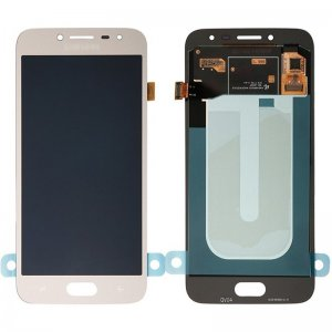 Samsung Galaxy J2 Pro (2018) J250 LCD with Digitizer Assembly  Gold OEM