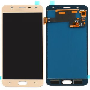 Samsung Galaxy J7 Duo (2018) J720 LCD with Digitizer Assembly  Gold Ori