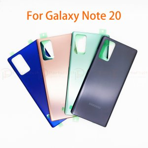 For Samsung Galaxy Note 20 Back Glass