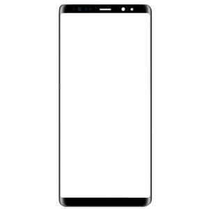 Samsung Galaxy Note 9 N960 Glass Lens Black
