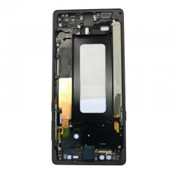 Samsung Galaxy Note 9 Front Housing Black Ori