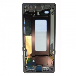 Samsung Galaxy Note 9 Front Housing Gold Ori