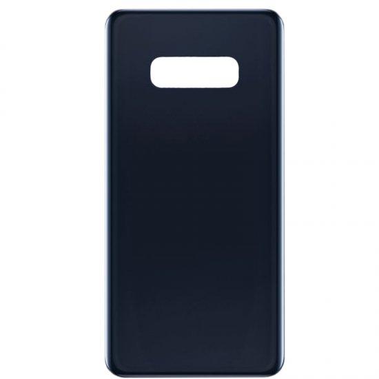 Samsung Galaxy S10e Battery Door Black OEM