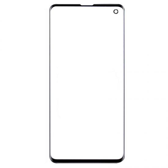 Samsung Galaxy S10e Glass Lens Black HQ