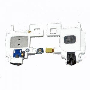 Samsung Galaxy S3 Mini i8190 Buzzer Ringer with Audio Jack Flex Cable White Ori R