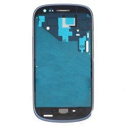 Samsung Galaxy S3 Mini I8190 Front Housing Blue HQ