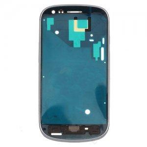 Samsung Galaxy S3 Mini I8190 Front Housing White HQ