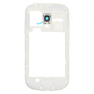 Samsung Galaxy S3 Mini I8190 Middle Frame White