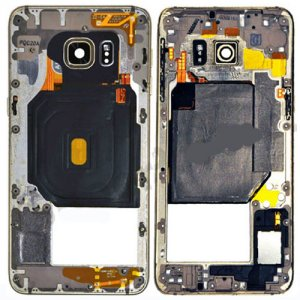 Samsung Galaxy S6 Edge+ G928F Middle Frame Gold Ori R