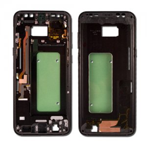 For Samsung Galaxy S8 Plus LCD Frame Black
