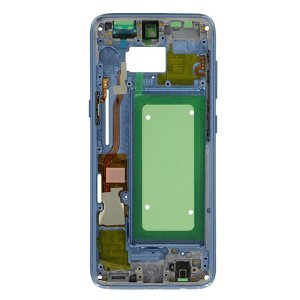 For Samsung Galaxy S8 LCD Frame Blue
