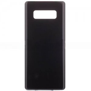 Samsung Galaxy Note 8 Battery Door Black OEM