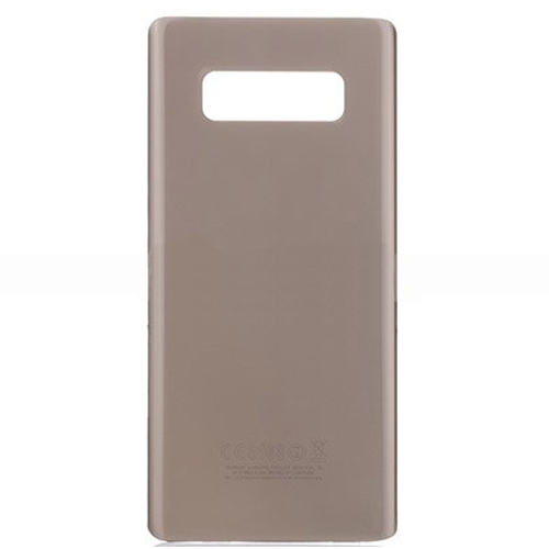 Samsung Galaxy Note 8 Battery Door Gold OEM