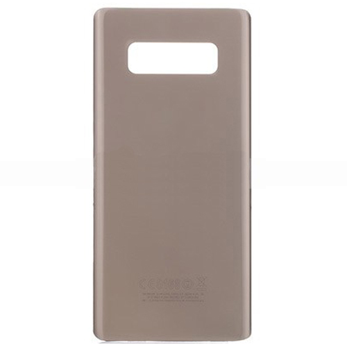 Samsung Galaxy Note 8 Battery Door Gold Ori