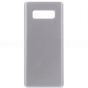 Samsung Galaxy Note 8 Battery Door Silver OEM