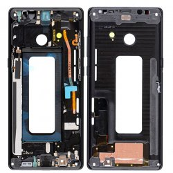 Samsung Galaxy Note 8 Front Housing Black Ori