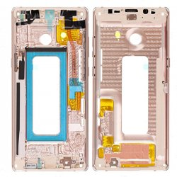 Samsung Galaxy Note 8 Front Housing Gold