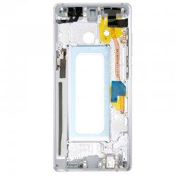 Samsung Galaxy Note 8 Front Housing Silver Ori