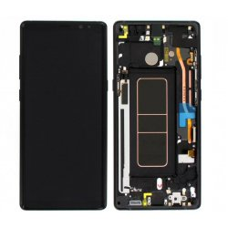 Samsung Galaxy Note 8 N950F LCD Screen Replacement With Frame Black Ori