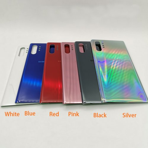 For Samsung Galaxy  Note 10 Plus Back Cover