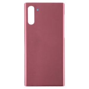 For Samsung Galaxy Note 10 Back Cover Pink