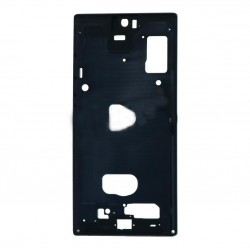For Samsung Galaxy Note 10 Front Housing Black