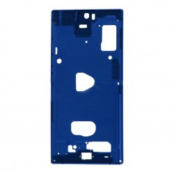 For Samsung Galaxy Note 10 Front Housing Blue
