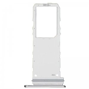 For Samsung Galaxy Note 10 Sim Card Tray Gray Single Card  Version