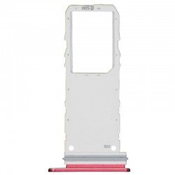 For Samsung Galaxy Note 10 Sim Card Tray Red Single Card  Version