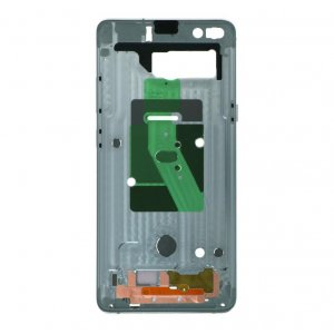 For Samsung Galaxy S10 5G Front Housing White Ori